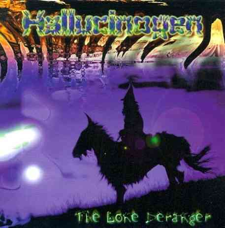 LONE DERANGER BY HALLUCINOGEN (CD)