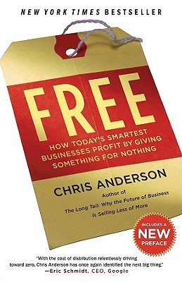 Free By Anderson, Chris