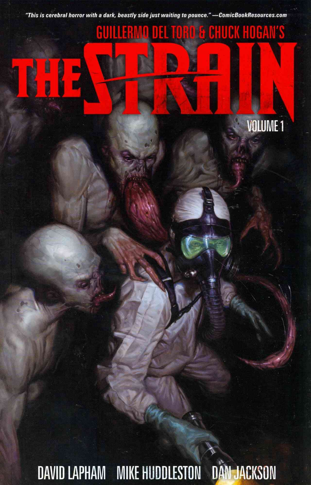 The Strain 1 By Lapham, David/ Huddleston, Mike (CON)